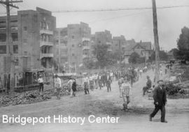 Strikes for the Eight-Hour Day in Summer 1915 Bridgeport