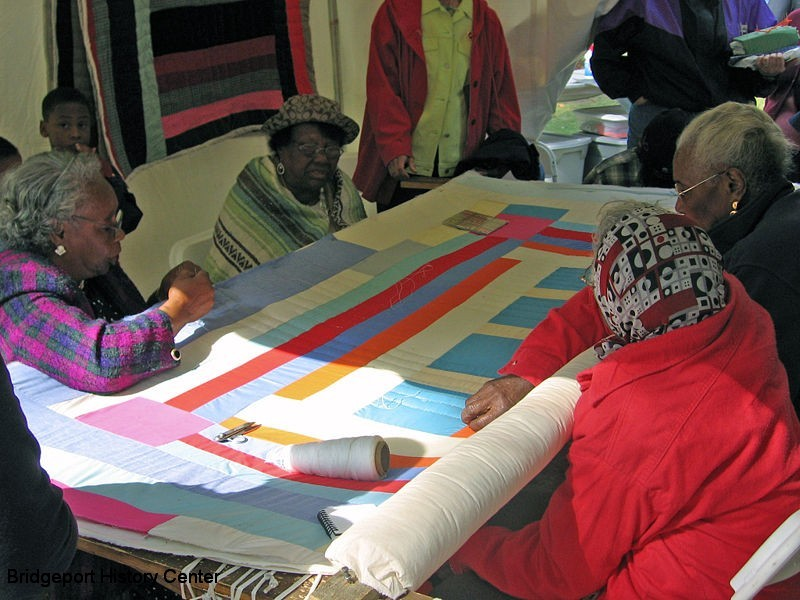 The Quilts And The Women From Gees Bend