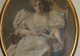 George Burroughs Torrey, City Artist Painted European Royalty and American Presidents