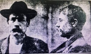 Did Jack the Ripper Visit Bridgeport?  Who Was the Mysterious Fred B. Beleno?