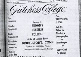 Gutchess College