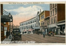Recollections of Theaters from Bridgeport's Past