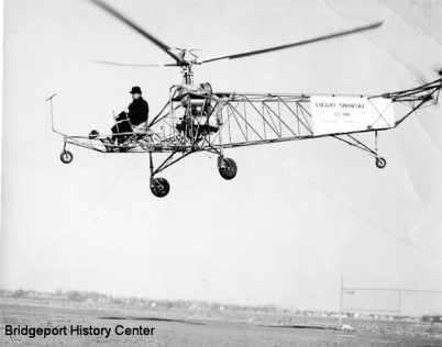 Sikorsky-in-helicopter May 25, 1889 – October 26, 1972