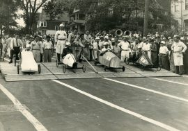 Bridgeport Soap Box Derby