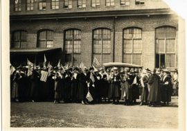 In the Voting Booth and on the Shop Floor, Women Fought for Parity