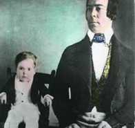 Tom-Thumb-and-his-Father