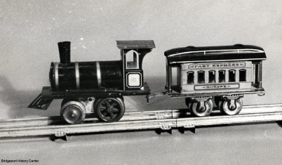 Ives Toy train