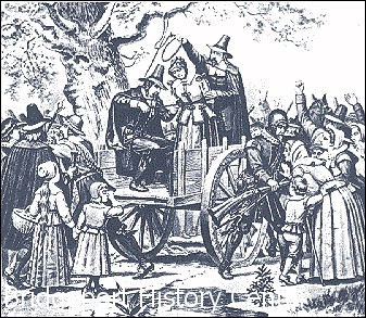 A Witch Hanged in Bridgeport