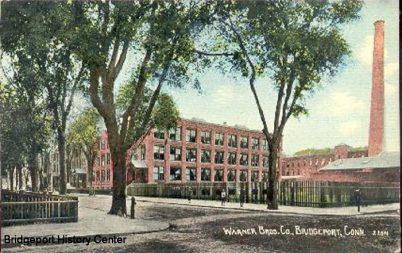 Warner Brothers factory, Bridgeport Connecticut