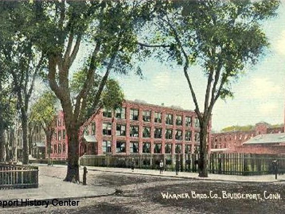 Warner Brothers factory, Bridgeport Connecticut