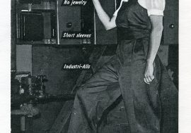 Marge Schneider:  Bridgeport's Own Rosie the Riveter