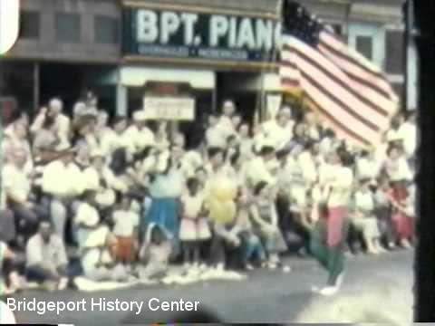 Barnum Festival Parade, 1956