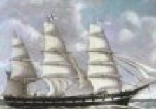 The Charles Cooper:  The Only Surviving American Packet Ship