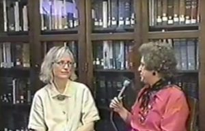 Dolly Curtis Interviews Mary K. Witkowski, Historical Collections, Bridgeport Public Library