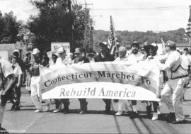 "Bridgeport Sparks a ""March to Rebuild America"""