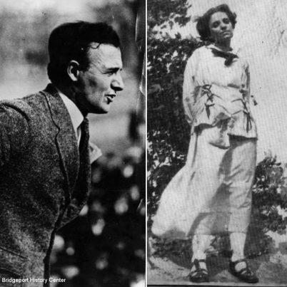 Matilda Rabinowitz and Benjamin J. Legere