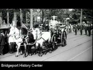 Rare Film: Fireman and Police parade; UMC-Remington Arms Workers, 1912