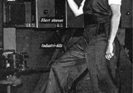 Bridgeport's Rosie the Riveter