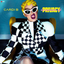 Invasion of privacy - Cardi B.