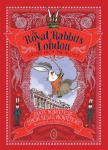The Royal Rabbits of London escape from the palace