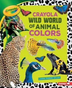 Crayola wild world of animal colors