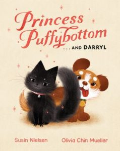 Princess Puffybottom... and Darryl