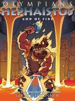 Hephaistos : god of fire