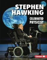 Stephen Hawking : celebrated physicist