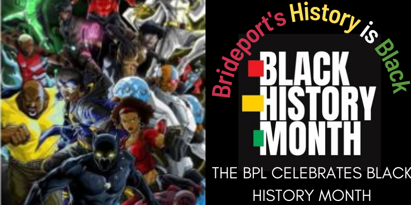 Black History Month Marvel Teen Character Chat