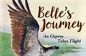 Storybook Trail LIVE - Belle's Journey, a story about Osprey migration