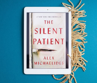 Scary Book Club reads The Silent Patient by Alex Michaelides - Live on Zoom