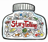 The Story Telling Jar  With Miss Michele