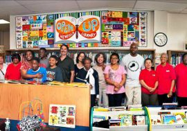 Newfield Quilt Unveiling