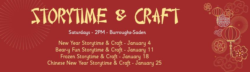 Storytime & Craft