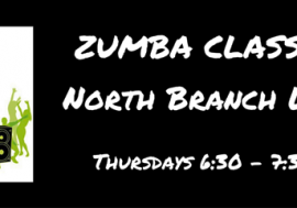 Zumba Class at North Branch