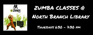 ZUMBA CLASSES-north