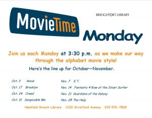 MovieTime Monday