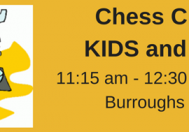 Chess Club for Kids and Teens