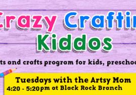 Crazy Craft Kiddos