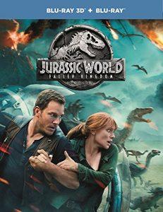 Jurassic world. Fallen kingdom