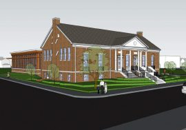 Newfield Branch Conceptual Design