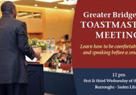 Greater Bridgeport Toastmasters