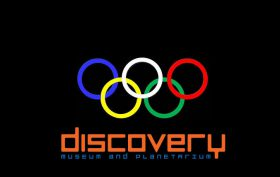 Discovery Museum celebrating the Olympics