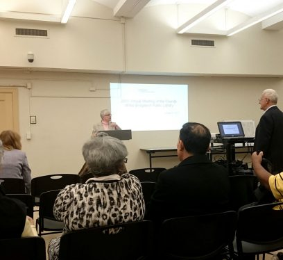 Friends of the Bridgeport Public Library meeting